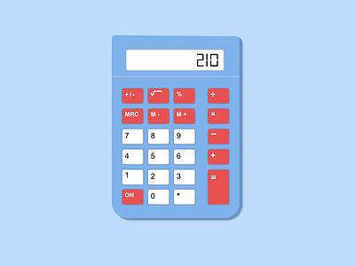 Calculator calculator vector art vector