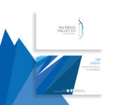 The Indus Valley Co. branding