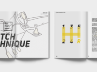 Transmission - Magazine about automobiles - Issue #01