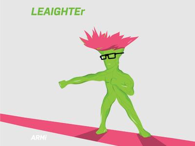 Fictional character-based game illustration digital sketch design character monster cards illustration game