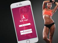 butt & legs app