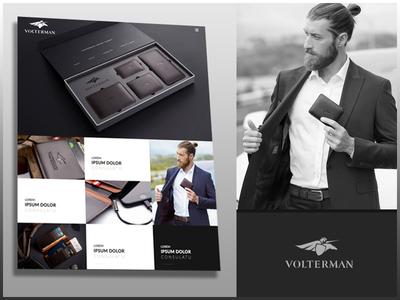 Volterman design site web