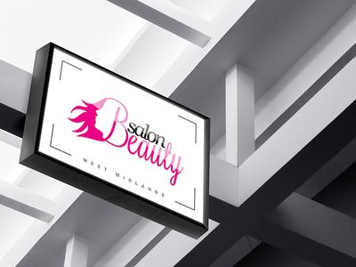 Beauty Salon design vector logo