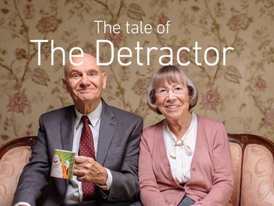the detractor