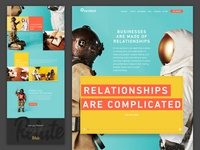 Relationships are complicated 2