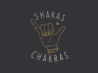 Shakas + Chakras