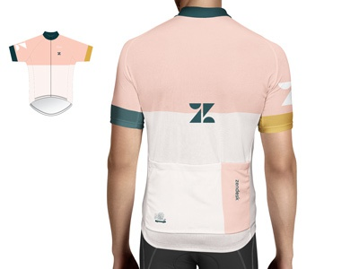 Color test... A or B? jersey cycling zendesk color brand clothing