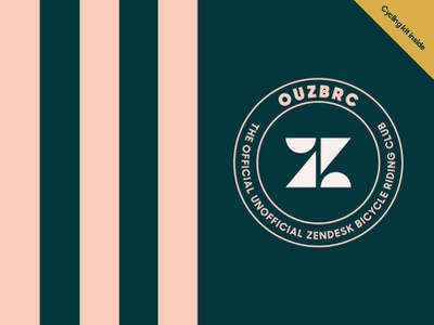 Pet Project (2 of 2) cycling kit cycling branding design zendesk identity brand illustration