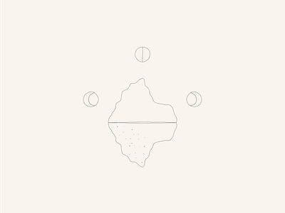 Window View logo vector illustrator minimal icon illustration design