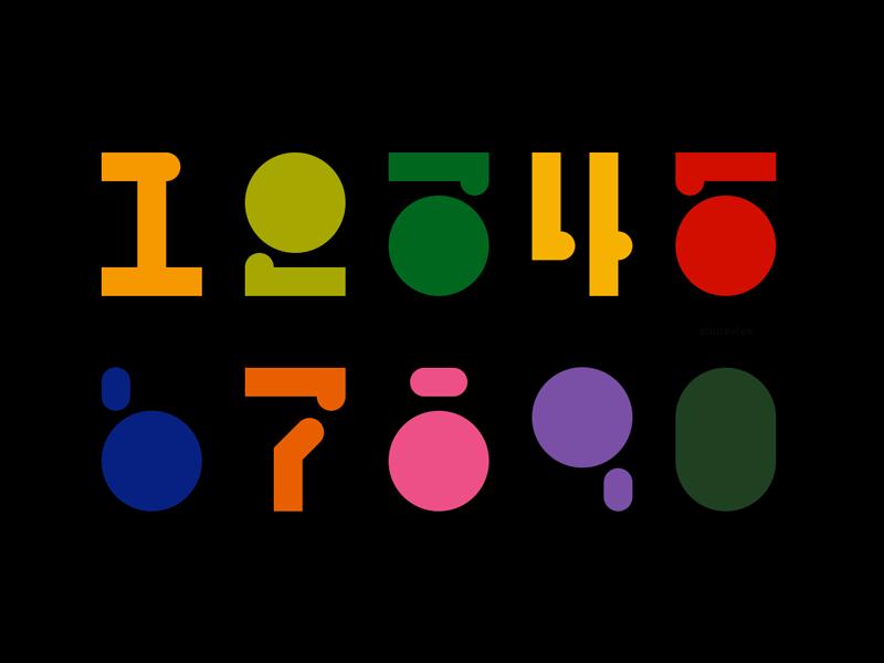 El Primitive numbers circle stiling lisitsky el