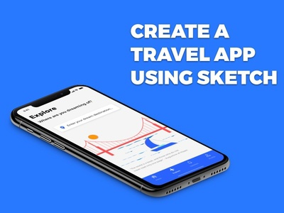 Design a Travel App - Video How-To
