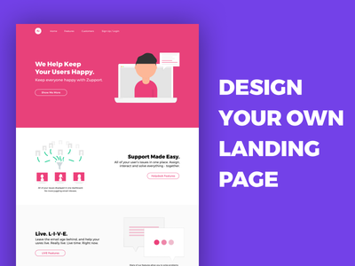 How-to Series | Design a Landing Page