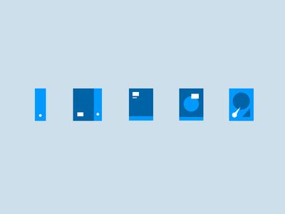 Blue Drives