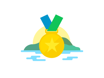 Rio Olympics email graphic