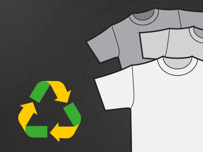 Recyclabe Shirts
