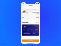 Dayli UI - #002 Credit Card Checkout