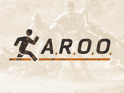 Spartan Race team logo logo obstacle race pictogram mud logotype running hurdle