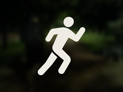 Running icon race obstacle pictogram marathon logotype running icon