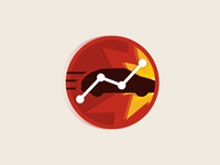 "Road accidents statistics ""icon-like"" illustration"