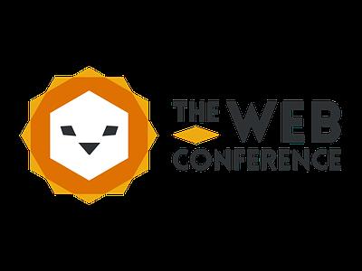 The Web Conference Logo iw3c2 w3c web www lion logo