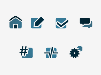 Icons for spip 3 design web webdesign cms spip icons
