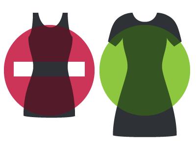Dresses: proper attire required
