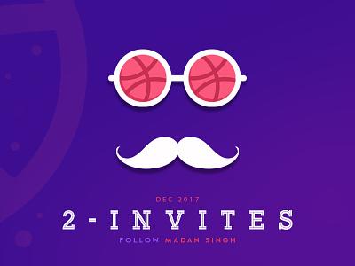 invitations for you portfolio invites invitations invitation giveaway dribbbleinvites invite dribbble 2x