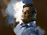 AR Rahman - Digital ARt