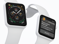 Crypto Pro™️ Apple Watch Promo