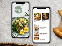 Cook Me - Recipe App - Spice Up Your Cooking