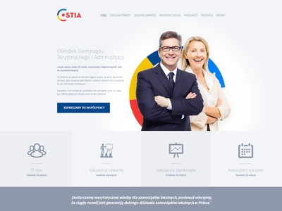 Web Design - OSTIA