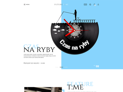 Web Design - FEATURE TIME - Bydgoszcz