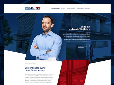 Web Design - WojMixx