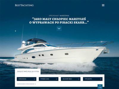 Web Design - BestYachting