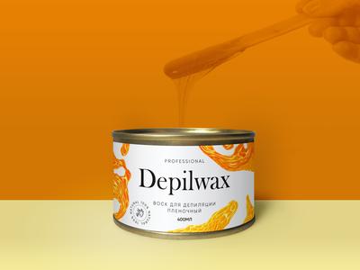 Depilwax branding