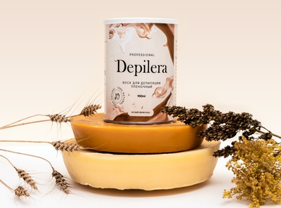 Depilera - branding/packaging