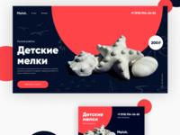 Melok - website & branding