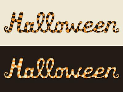 Halloween Type halloween type font