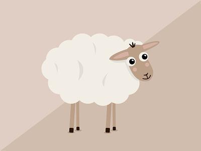 Sheep Illustration illustration sheep
