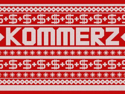 Christmas Jumper / Weihnachts-Pulli
