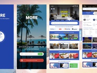 Hotel Booking app | MORE