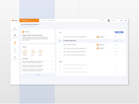 User Dashboard by Miew
