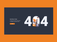404 page by Miew