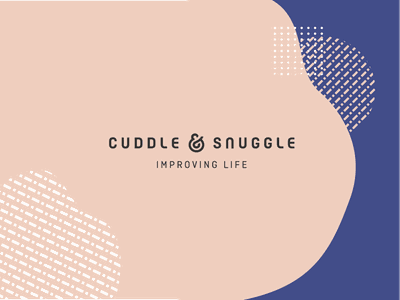 Cuddle & Snuggle Branding by Miew design pictogram iconography type minimal lettering vector illustration icon ui ux uiux identity ui ux typography miew website web logo branding