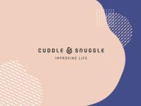 Cuddle & Snuggle Branding