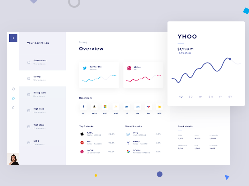 Stock platform dashboard psd freebies stock trading eth btc cryptocurrency ico fintech ux ui bitcoin