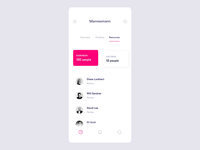 Matter Billing App - Key personnel