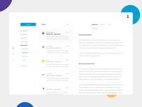 Contract management platform