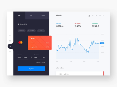 Buy Bitcoin Animation freebie mastercard card crm startup sketch after effects freebies currency crypto bitcoin investors traders profile legaltech fintech dashboard analytics desktop saas