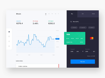 Buy Bitcoin mastercard card visa crm startup sketch after effects freebies currency crypto bitcoin investors traders profile legaltech fintech dashboard analytics desktop saas